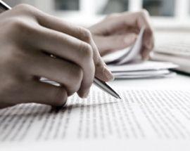 Договоры. Анализ и составление деловых документов, подготовка заключений.